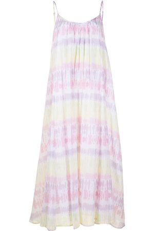 OLIVIA RUBIN Damen Freizeitkleider - Kleid mit Batikmuster