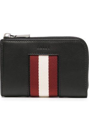 Bally Portemonnaie mit Streifendetail