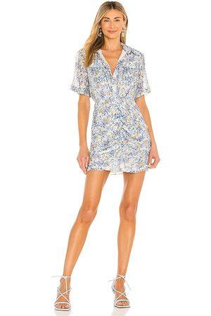 ROCOCO SAND Braw Mini Dress in . Size S, XS, M, XL.