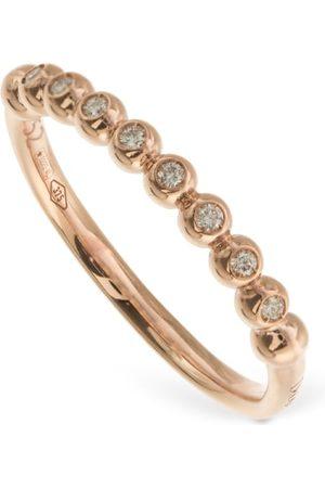 "Dodo Damen Ringe - 9kt Roségold-ring ""bollicine"""