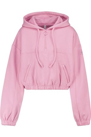 alo Cropped Hoodie Refresh