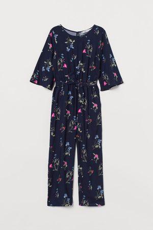 H&M Mädchen Jumpsuits - Wadenlanger Jumpsuit