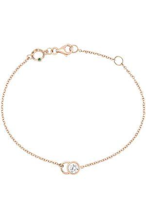 Courbet Damen Armbänder - 18kt Rotgoldarmband mit Diamanten