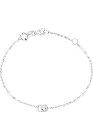 Courbet Damen Armbänder - 18kt Weißgoldarmband mit Diamanten
