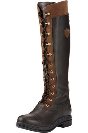 Ariat Damen Stiefel - Women's Coniston Pro GORE-TEX Insulated Boots in Ebony Cotton