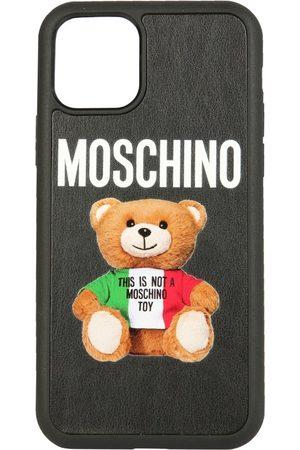 Moschino Iphone XI PRO Italian Teddy Bear Cover , unisex, Größe: One size