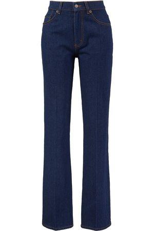 The Row Straight-Leg-Jeans 'Carlton' Dunkelblau