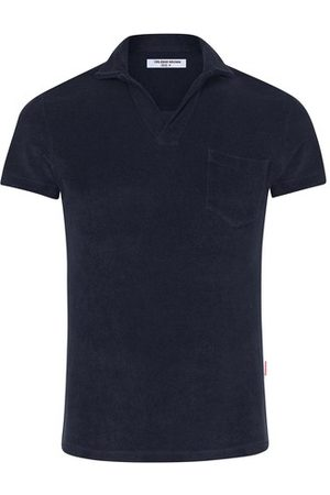 Orlebar Brown Lässiges Poloshirt aus Frottee Terry Towelling