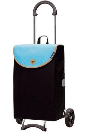 ASTRID ANDERSEN Damen Handtaschen - Einkaufstrolley »Scala Shopper Lova«, 40 l