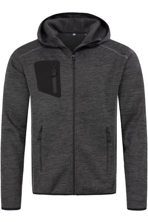 Stedman Fleecejacke »Recycled Fleece Jacket Superior« (1-St) aus recyceltem Material