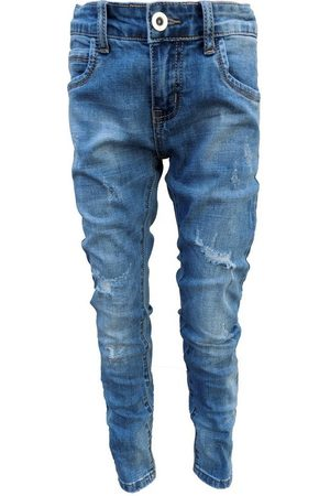 familytrends Bequeme Jeans im Destroyed-Look