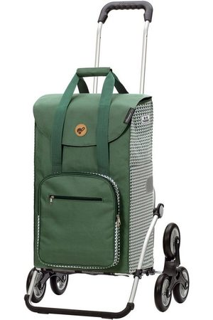 ASTRID ANDERSEN Einkaufstrolley »Treppensteiger Royal Shopper Liska«, 56 l