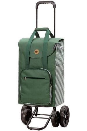 ASTRID ANDERSEN Einkaufstrolley »Quattro Shopper Liska«, 56 l
