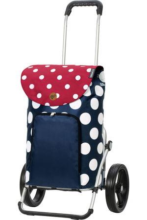 Andersen Shopper Einkaufstrolley 'Dots