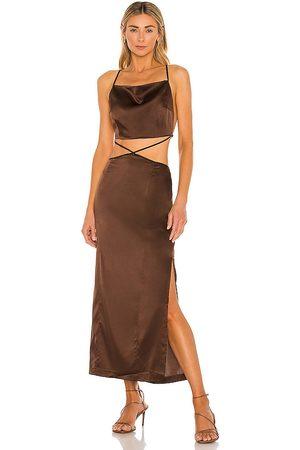 Hansen & Gretel Damen Kleider - X REVOLVE Serpentine Dress in . Size XS, S, M.