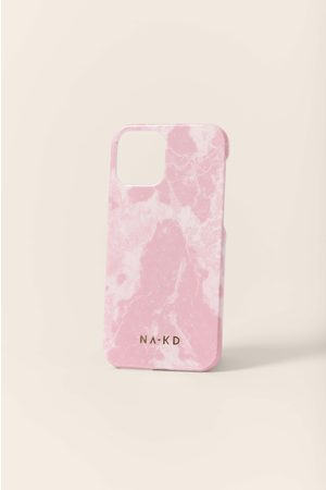 NA-KD Printed Phone Case - Pink