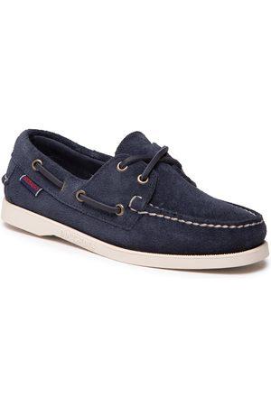 SEBAGO Portland Flesh 781111W Blue Navy 908
