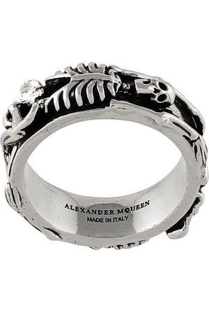 Alexander McQueen Skeleton' Ring