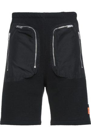 Heron Preston Herren Bermuda Shorts - HOSEN & RÖCKE - Shorts & Bermudashorts