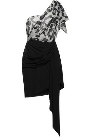 Christian Pellizzari Damen Asymmetrische Kleider - KLEIDER - Kurze Kleider