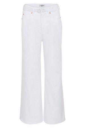 VALENTINO Jeans mit Gürtel