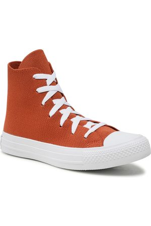 Converse Ctas Hi 170871C Red Bark/String/White
