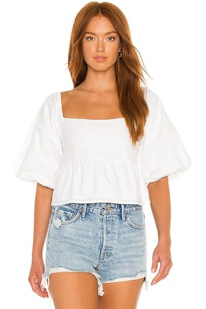 FAITHFULL THE BRAND Quincy Top in . Size XS, S, M.