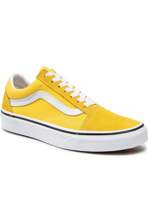 Vans Old Skool VN0A3WKTCA11 Cyber Yellow/True White