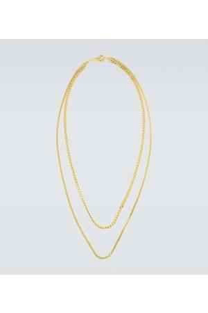 Orit Elhanati Vergoldete Halskette