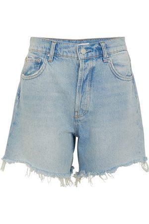 ANINE BING Damen Shorts - Jeansshorts Kit