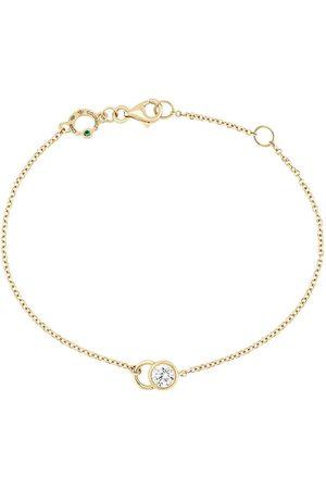 Courbet Damen Armbänder - 18kt Gelbgold-Kettenarmband