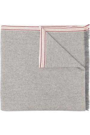 Brunello Cucinelli Herren Schals - Schal mit Streifendetail