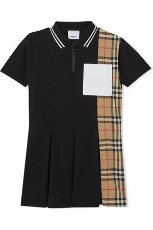 Burberry Kleid mit Karomuster