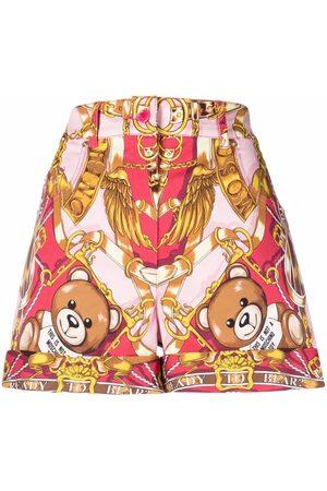 Moschino Shorts mit Schal