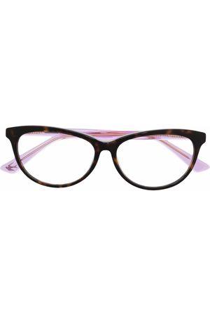 McQ Damen Accessoires - Zweifarbige Cat-Eye-Brille
