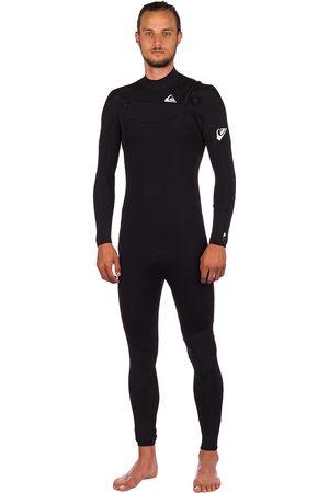 Quiksilver Herren Sportausrüstung - Syncro 3/2 Chest Zip GBS Wetsuit