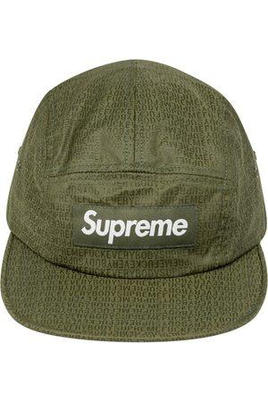 Supreme Hüte - Jacquard-Baseballkappe mit Logo
