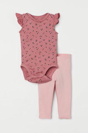 H&M 2-teiliges Baumwollset