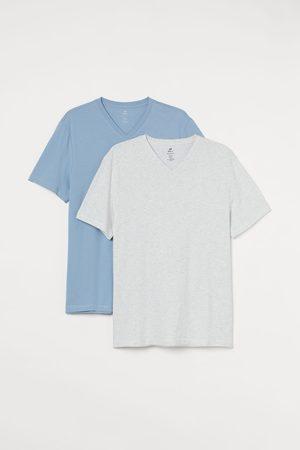 H&M Herren T-Shirts - 2er-Pack COOLMAX® T-Shirts