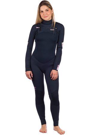 Ion Damen Sportausrüstung - BS Element Semidry 4/3 Fz DL Wetsuit