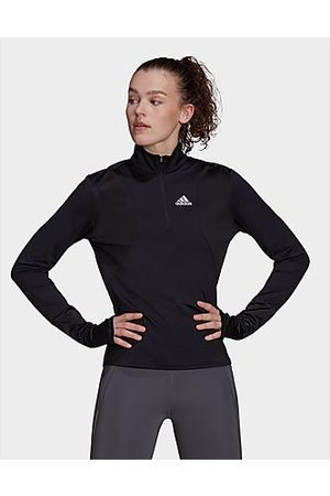 adidas Own The Run 1/2 Zip Longsleeve - - Damen