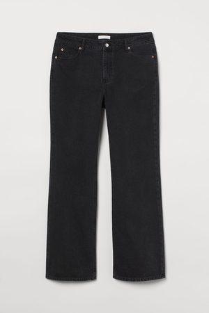 H&M + Bootcut High Jeans