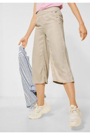 Street one 3/4-Jeans aus Lyocell