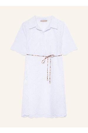 Rinascimento Damen Freizeitkleider - Kleid Aus Lochspitze