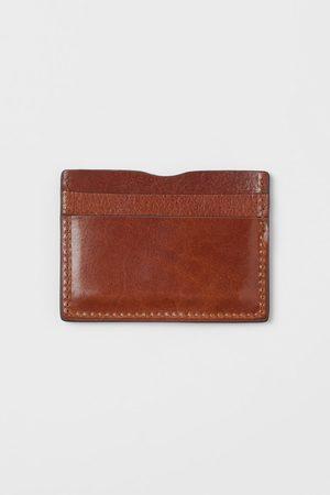 H&M Kartenhalter aus Leder