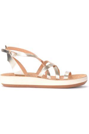 Ancient Greek Sandals Sandals in leather , Damen, Größe: 38