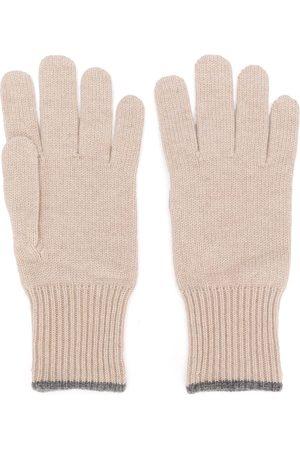 Brunello Cucinelli Herren Handschuhe - Handschuhe aus Kaschmir