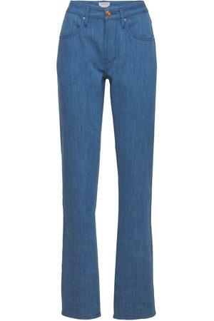 GABRIELA HEARST Gerade Jeans Aus Baumwolldenim
