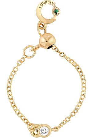 COURBET Damen Ringe - 18kt Gelbgoldring