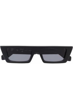 Off-White Eckige Marfa Sonnenbrille